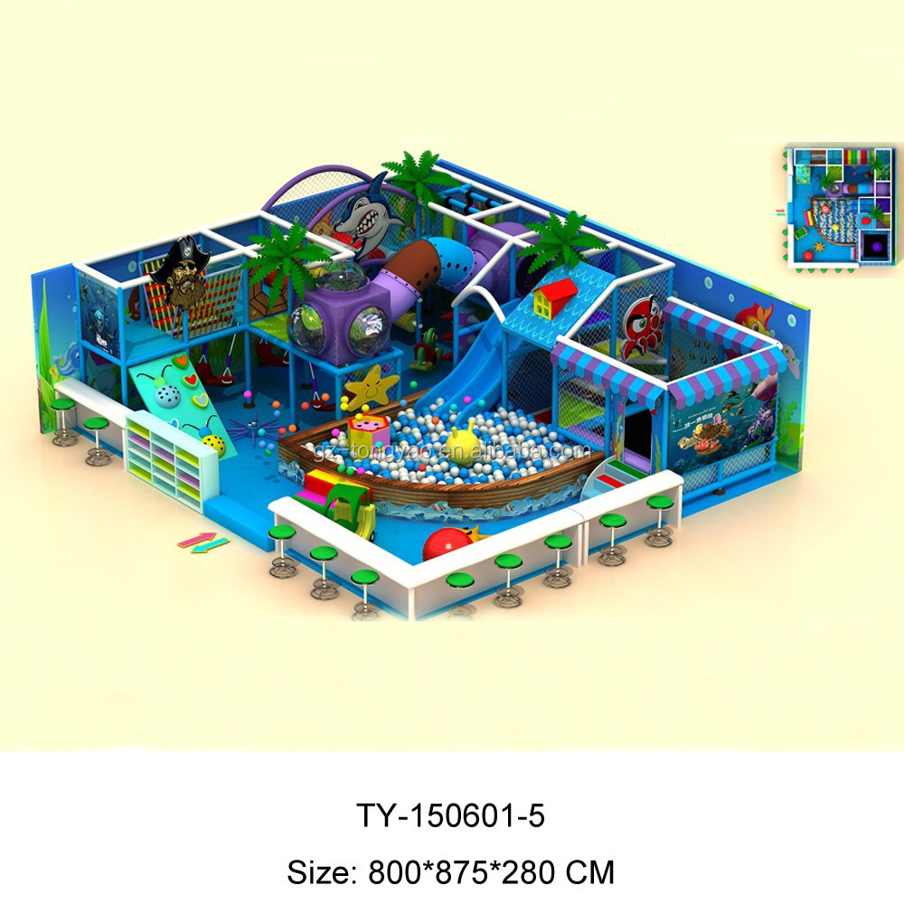 2015 Children Indoor Playground Models For Hot Sale