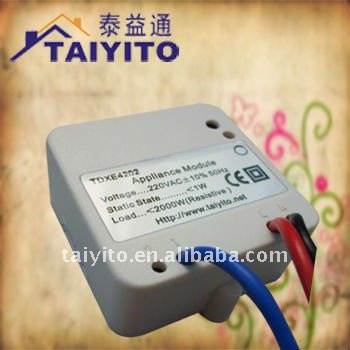 TAIYITO TDXE4403 PLC/X10 home automation lamp module remote control appliance module