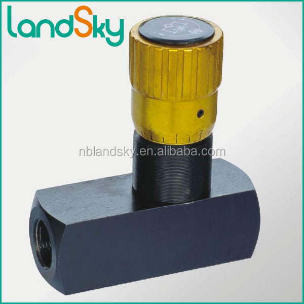 LandSky AL-G16-NPT/50 DRV16-1-10 electric controlled over hydraulic valves block spool
