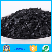 Coconut Activated Carbon Filter Media For Alcohol Decoloration Refining