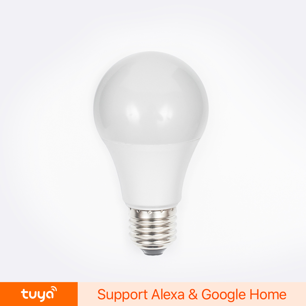 Energy Saving Multicolor Changing Wifi Smart Different Light Bulbs with Amazon Alexa