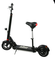 350w 5 inch foldable 2 wheel stand up electric scooter