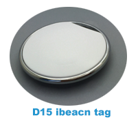 Badg tag wearable ble 4.0 beacon bluetooth
