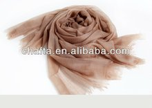 pure mongolian cashmere scarf