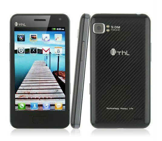 android 4.0 mtk6575 thl smartphone thl v11 mobile phone