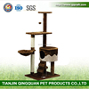 BSCI Pet Factory New Cat Tree House,Cat Scratching Tree,Climbing Wooden Cat Furniture