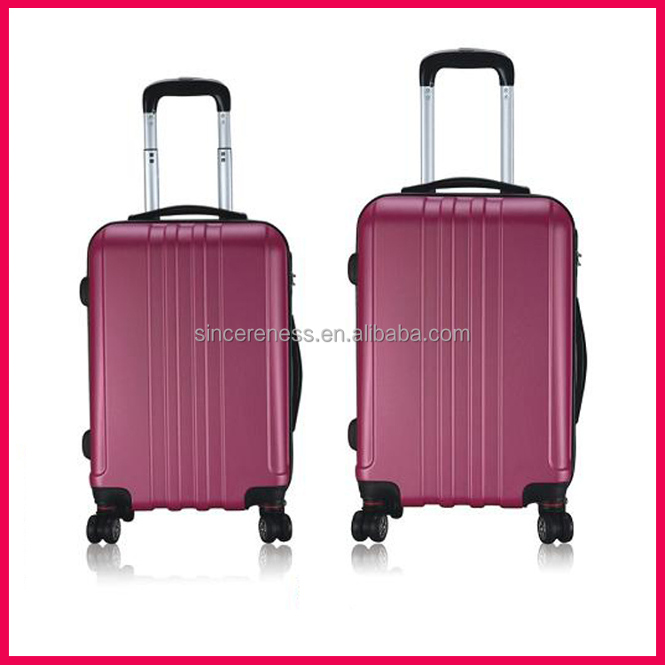Lightweight ABS PC Travel Trolley Luggage
