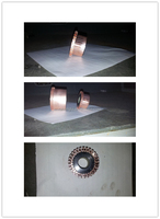 7 bars SLOT type silver copper OEM commutator C651A China factory for Power tools,home appliance Auto motor
