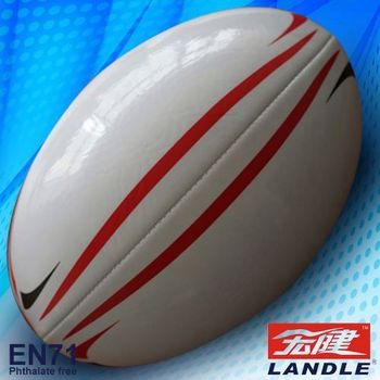 official size standard rugby ball 2011