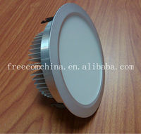 12W 8 Inch LED Recessed Downlight Aluminum Die-casting housing