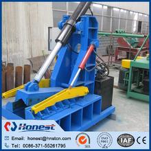 high output waste tires crushing machine supplier