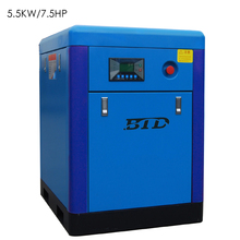 btd7.5PMair compressor car wash mini air conditioner compressor air compressor 500 liter