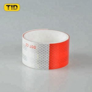 High Visibility DOT C2 Reflective Tape For Truck