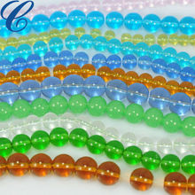 Glass Pearl Round Spacer Beads 4mm 6mm 8mm 10mm 12mm