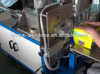 new condition adult diaper packing sealing machine