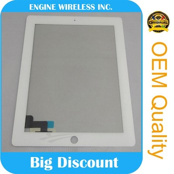 Best Price With Original 100% A For Ipad2 Digitizer Touch Screen