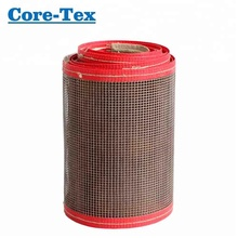 High Temperature Different Mesh Size Antistatic PTFE Conveyor Belt