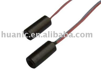 DI650-2-3, small size, 5x12mm, red, laser diode module, Industrial