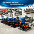 Hiigh efficiency plasstic pvc pulverizer machine