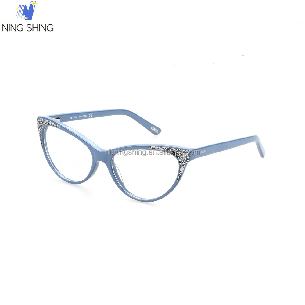 Novelty 2016 Latest Designer Eyeglass Frames For Women