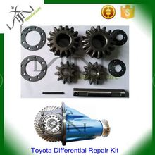 China gold supplier differential spider repair kits for truck parts