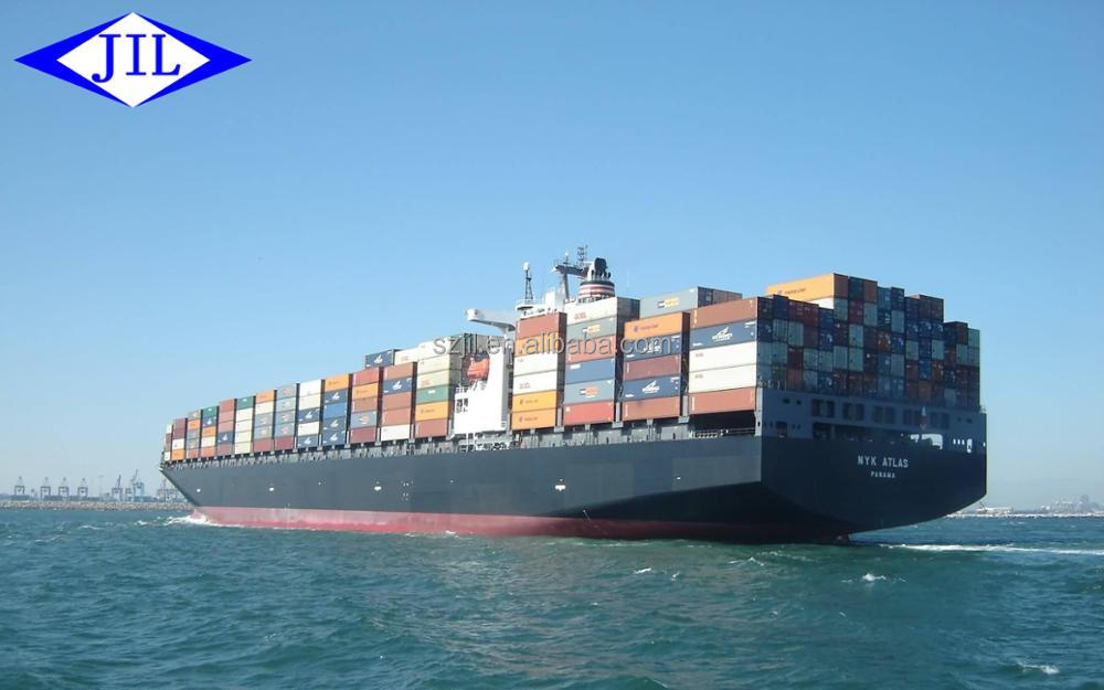 freight forwarding container shipping from china to australia