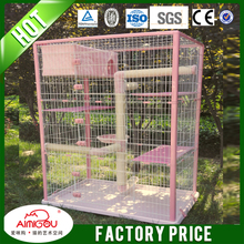 16 years factory good quality metal wire dog / cat / rabbit cage/house for animal