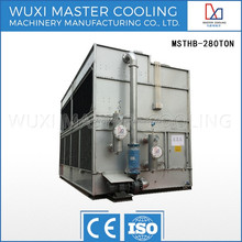 not round superdyma framework cooling tower MSTHB-200 Cross Fluid water cooling Tower