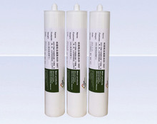 electrically conductive silicone glue