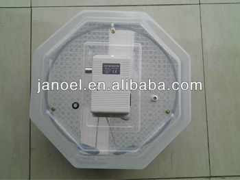janoel high quality egg incubator JN2-60 mini semi incubator family incubator
