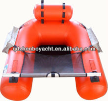 Fishing sport boat/ inflatable float tube for fishing
