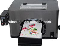 dtg uv flatbed 3C products printer, high speed and high resolution, industrial printer