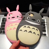 3D cute cat silicone case for iphone 6, smart cat soft cover for iphone6