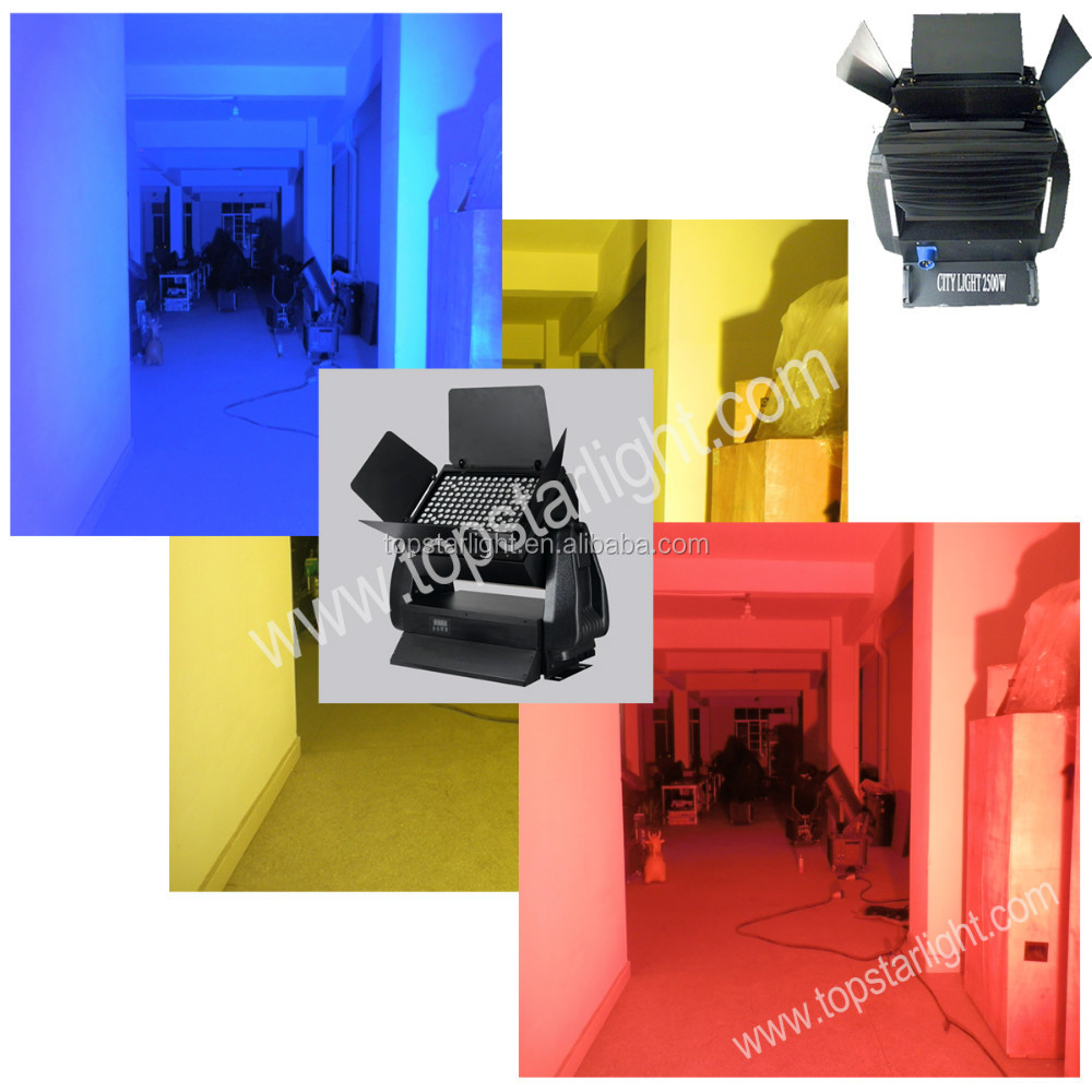 Christmas High power outdoor sky rose searchlight ip44 waterproof led city color light