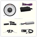 free shipping,48V1000W wheel ebike conversion kit+LED Meter