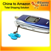 mobile phone accessories to fba amazong usa by lcl