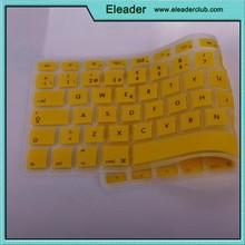 OEM supported custom silicone keyboard cover