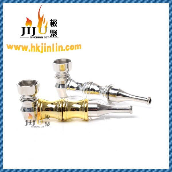 JL-281 Yiwu Jiju Chinese Interesting Water Pipes Glass Smoking Glass Pipe