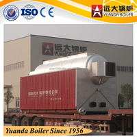 wood pellets or biomass pellets burning water stove furnace for tea making machines