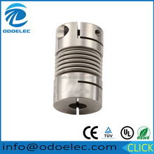 Flexible Motor Shaft Coupler/ Metal Bellow Coupling