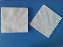 40g square meters Disposable Medical Non-woven gauze pieces
