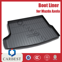 High Quality Boot Liner Truck Mat For Mazda M3 Axela 2014