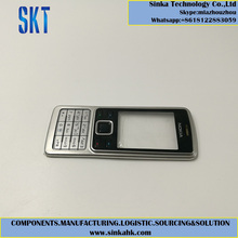 China made high quality complete metal cell phone housing,phone case for Nokia