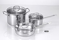 New Style 8 PCS Stainless Steel function of kitchen equipment