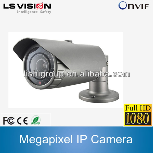 LS VISION full 1080p poe outdoor bullet cctv web security cam