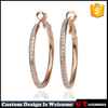 Wholesale Fashion Alloy Rose Gold And