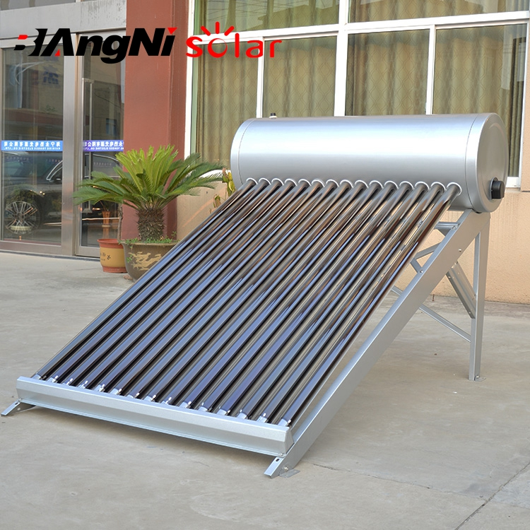 Cheap Price Vacuum Tube Solar Water Heater Project