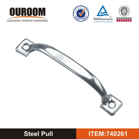 Stainless Steel Interior Outdoor Pull-Up Bars