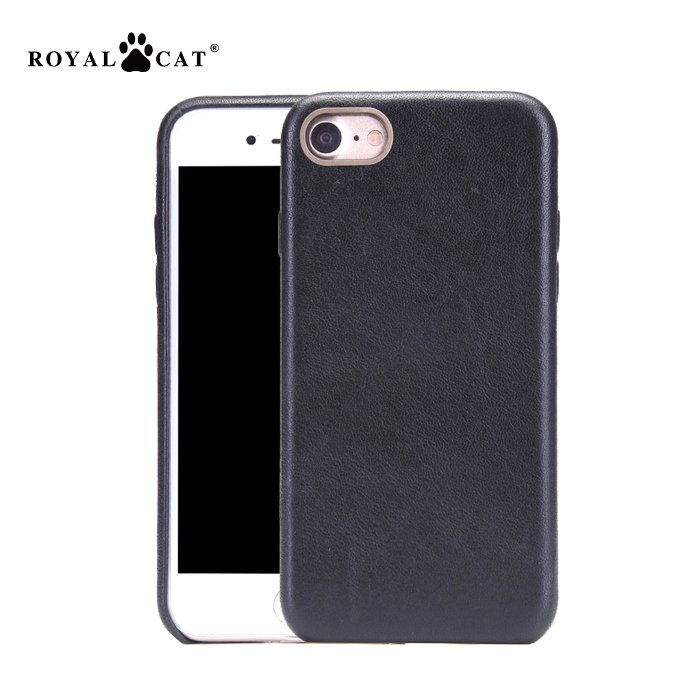 2017 hot leather celular case for iPhone 7 case mobile accessories for apple phones
