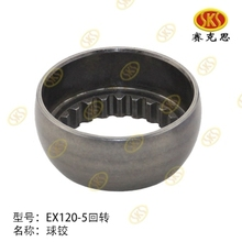 Application to HITACHI ZAX120 Construction Machinery Excavator Hydraulic swing motor repair spare parts china factory